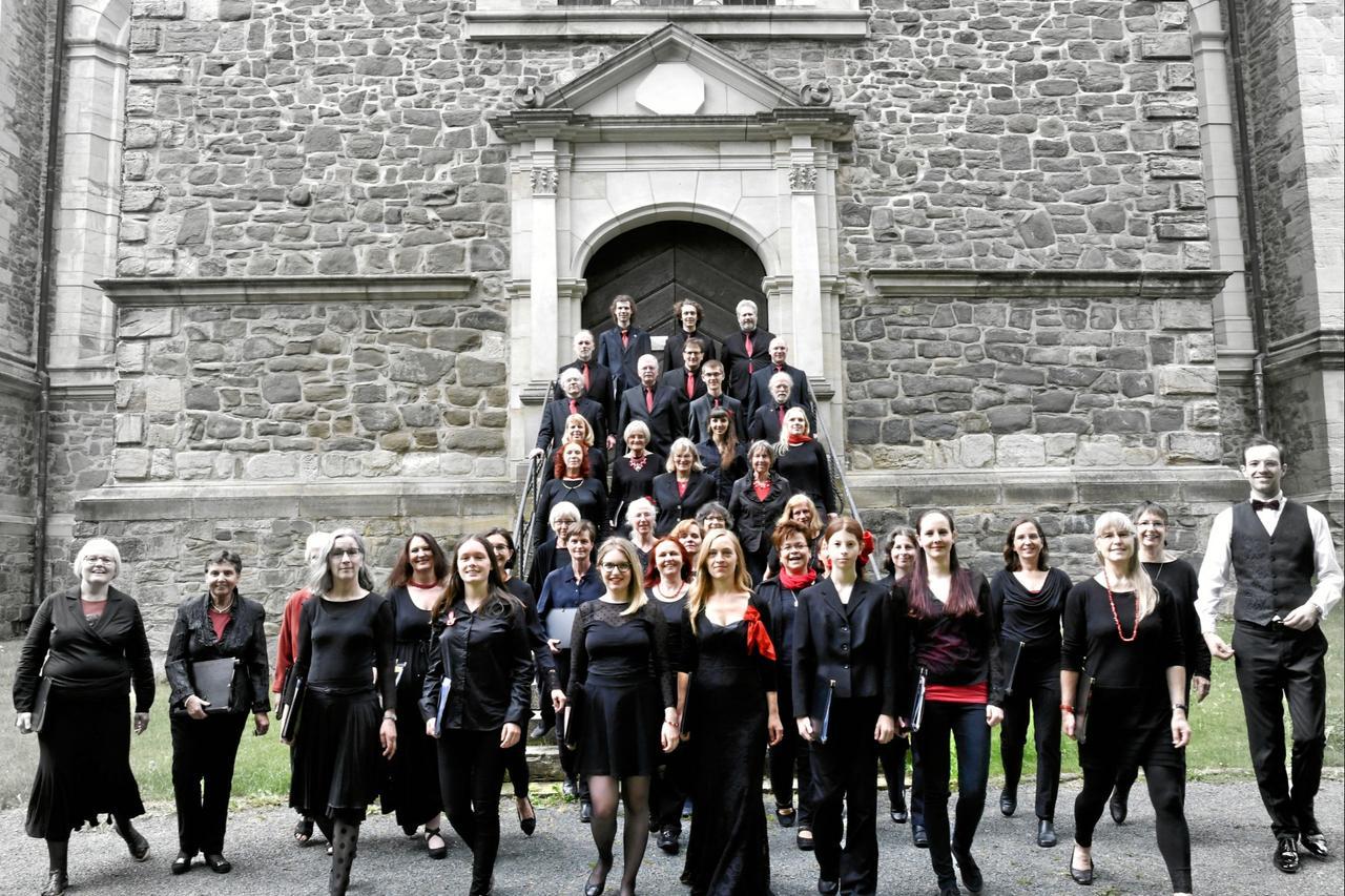 """Uni-Chor köchelt ein feines """"Pasticcio"""" - GZ Live"""