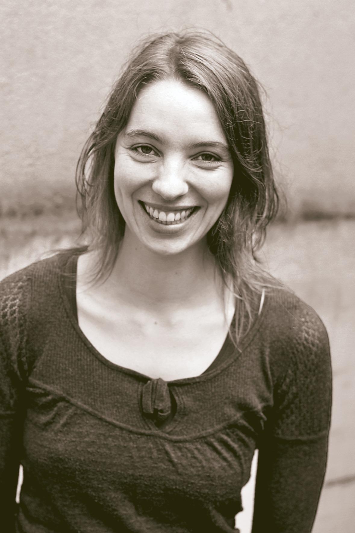 """Autorin Anke Bär liest aus """"Kirschendiebe"""""""