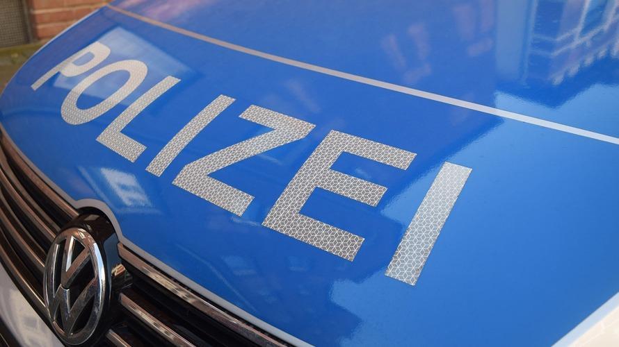 Polizei sucht Traktorfahrer