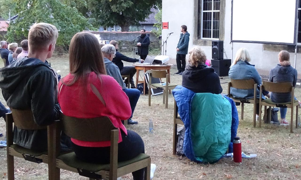 Erfolgs-Premiere für Harzburger Filmprojekt