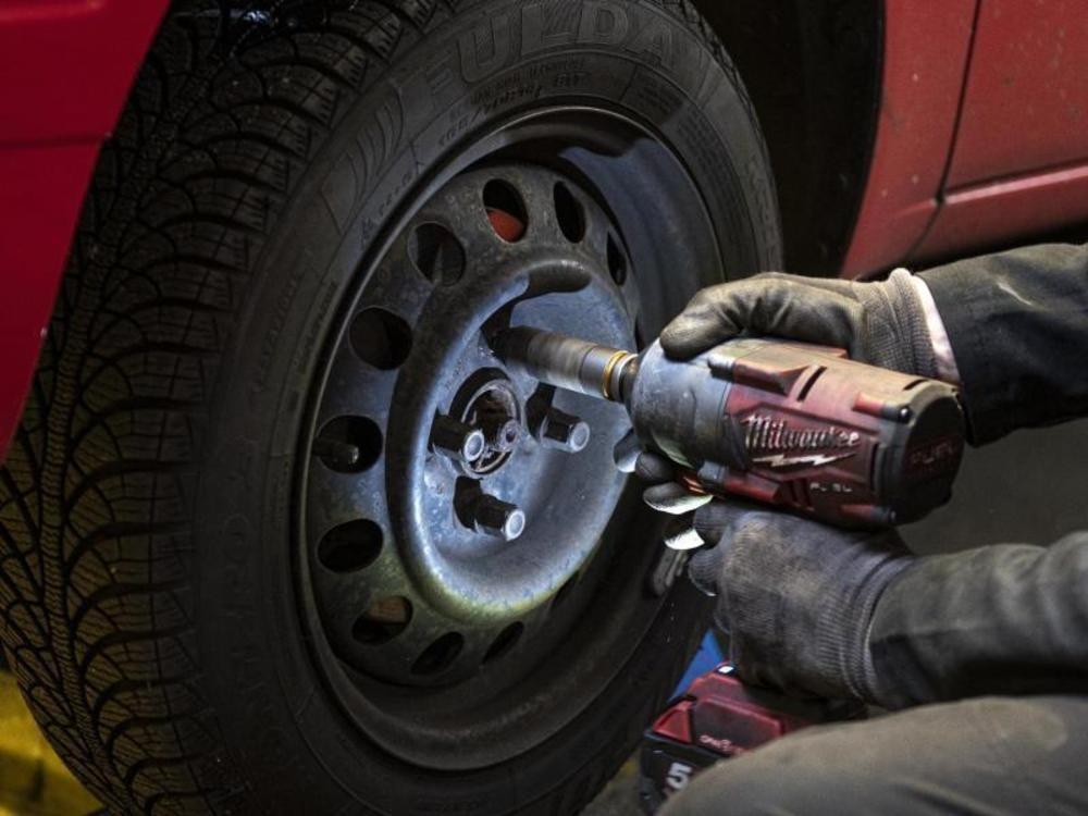 Corona-Krise macht Reifenwechsel schwierig