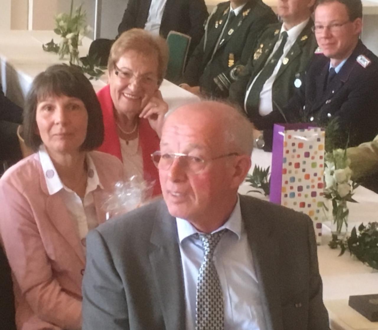Verdienstorden für Heinrich Wilgenbus