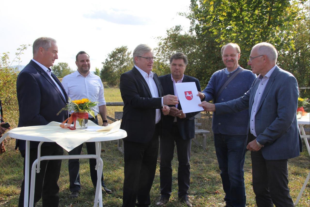 300.000 Euro Unterstützung für Geoparks