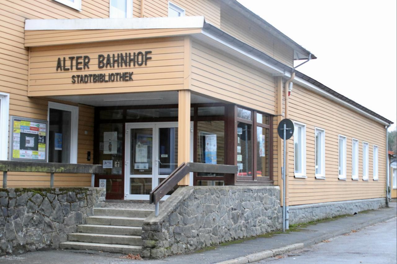 250.457 Euro für den Alten Bahnhof