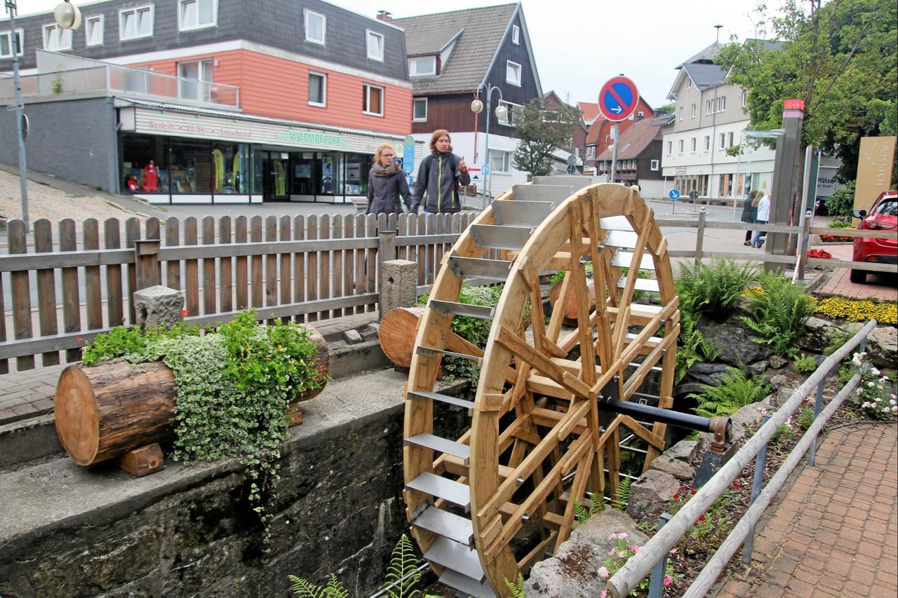Neues Mühlenrad dreht sich nicht