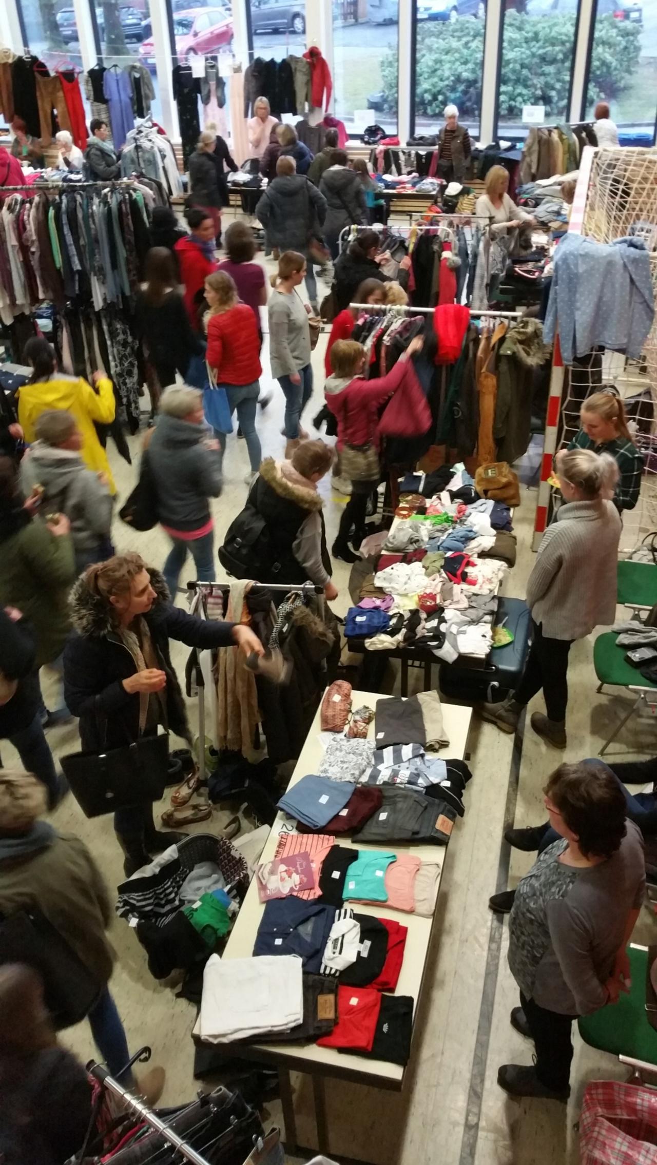 Oberharzer Frauenkleiderbörse