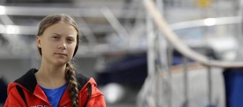 Greta Thunberg segelt über den Atlantik
