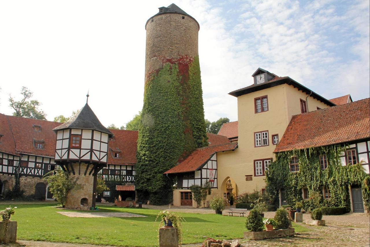 Märchenhaftes Schloss-Ambiente