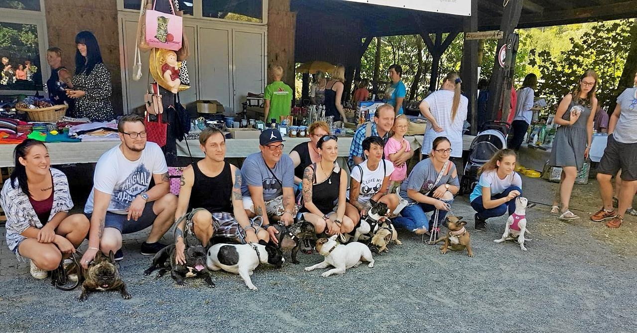 Tierheim feiert Sommerfest