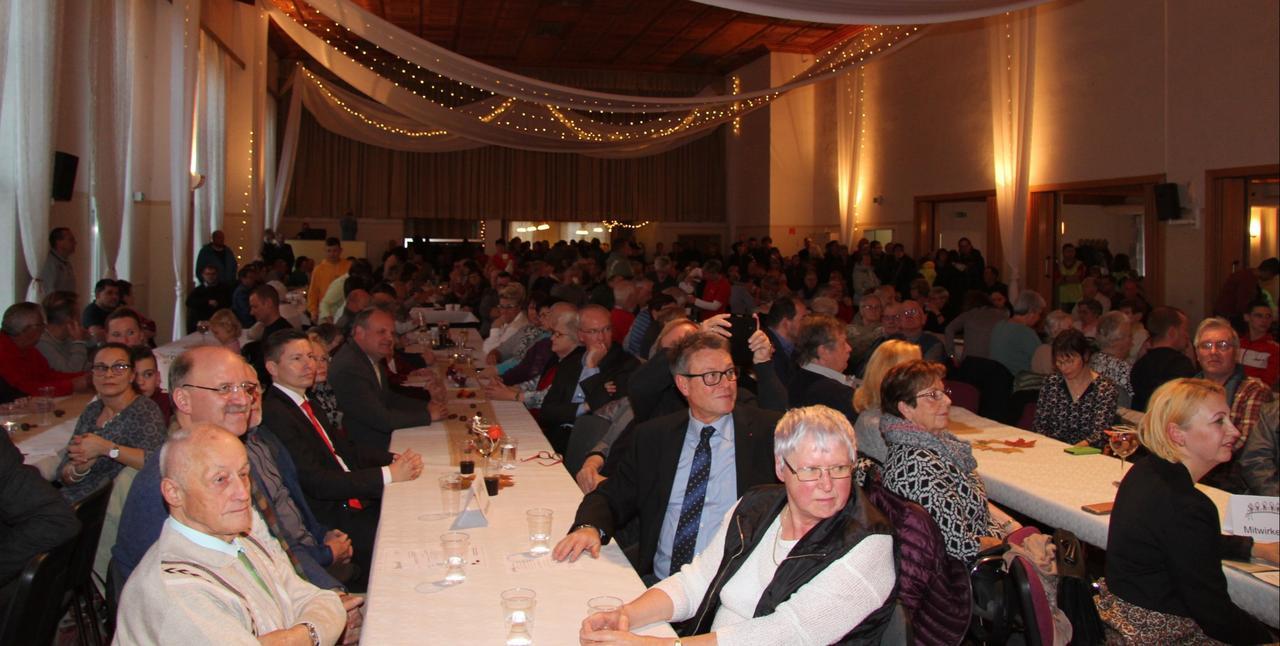 500 Gäste bei der Grenzöffnungsfeier