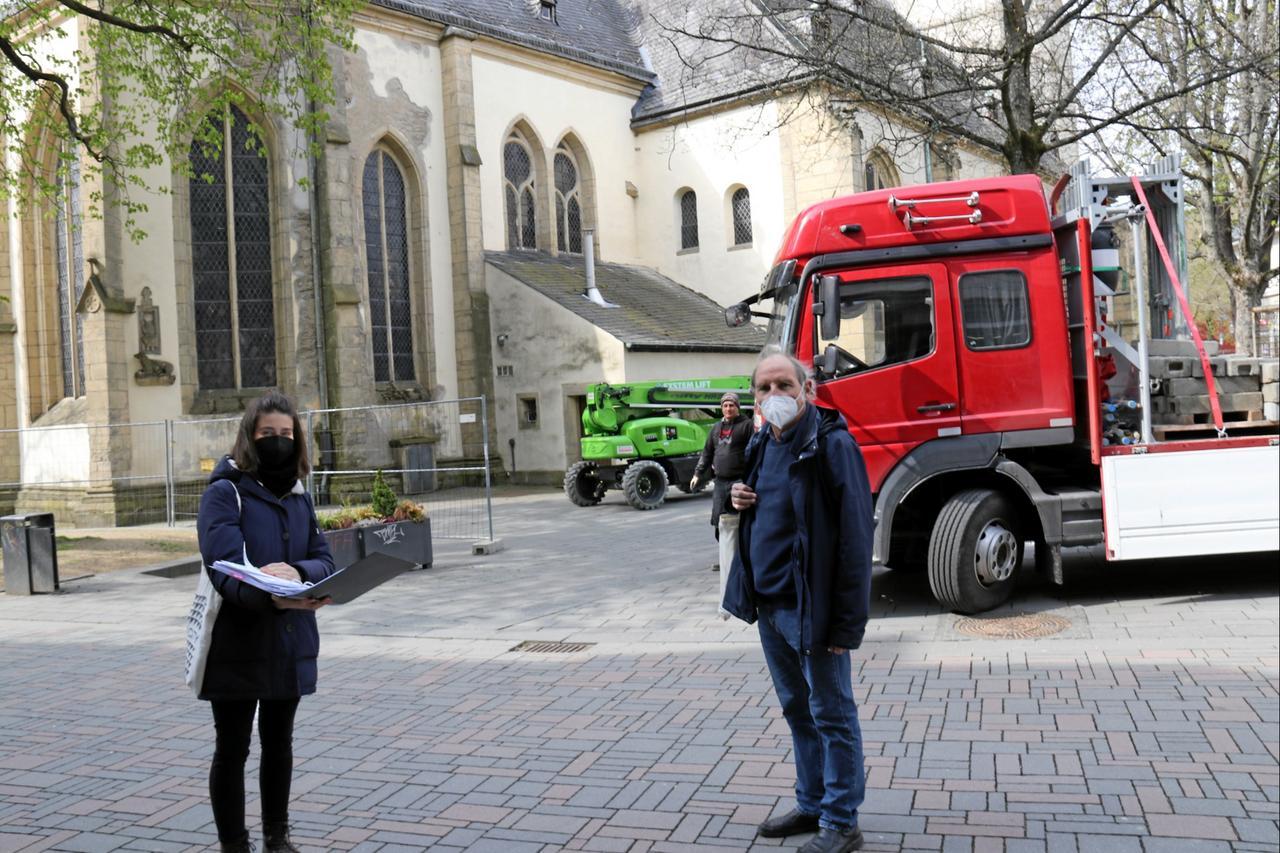 600.000 Euro für Goslarer Jakobi-Kirche