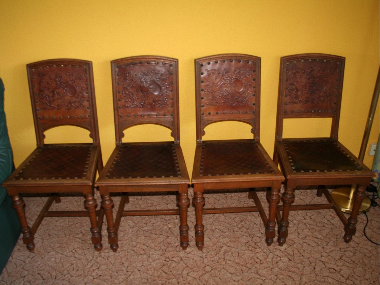 Vier Antike Stuhle Gestohlen Halberstadt Gz Live