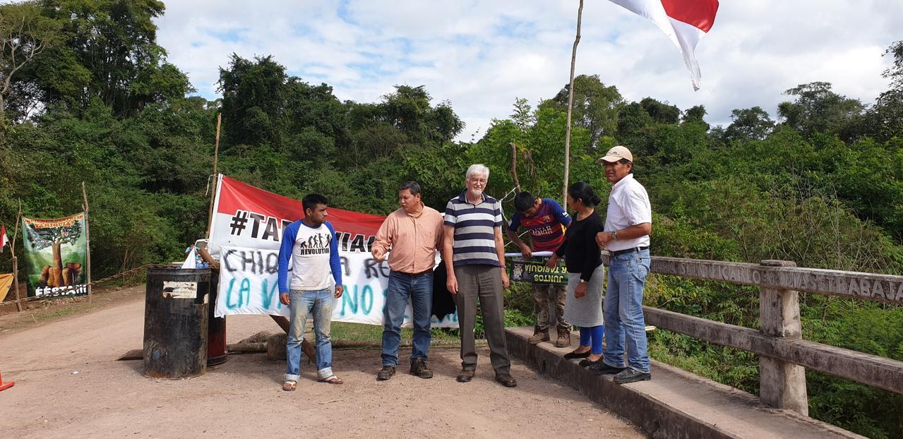 Goslarer kämpft für Boliviens Regenwald