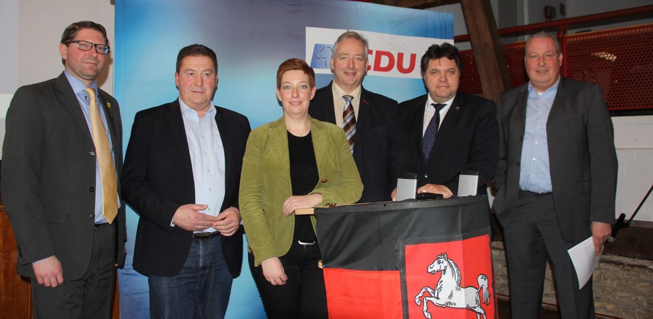 Wolfenbütteler CDU  tagte
