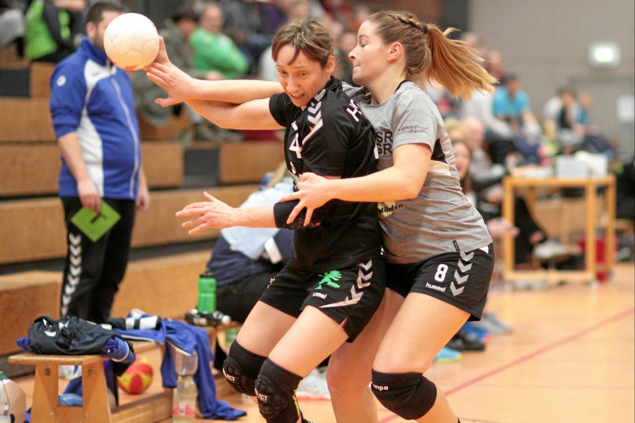 Unentschieden für HSG Liebenburg-Salzgitter