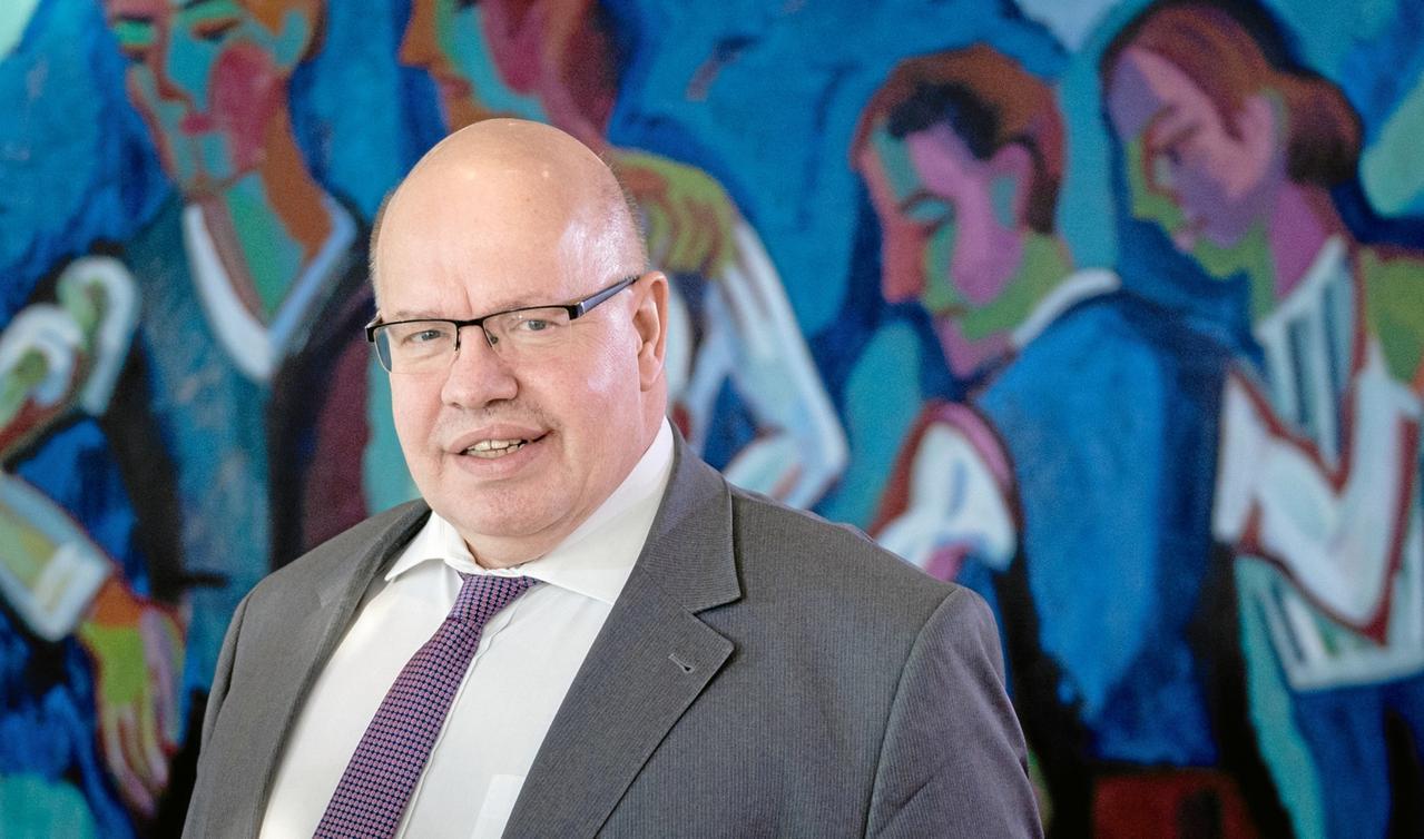 Peter Altmaier zu Gast