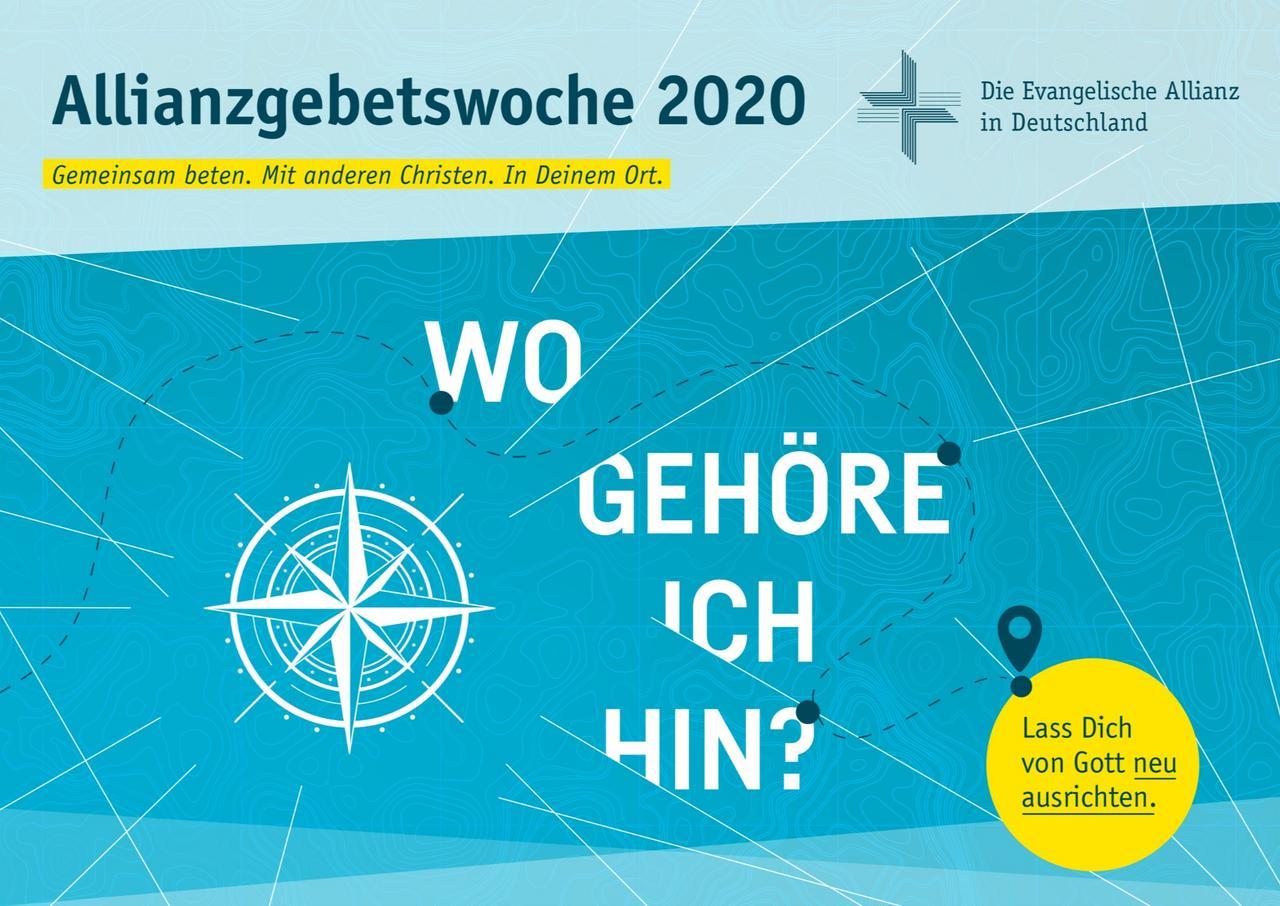 Allianz-Gebetswoche startet morgen
