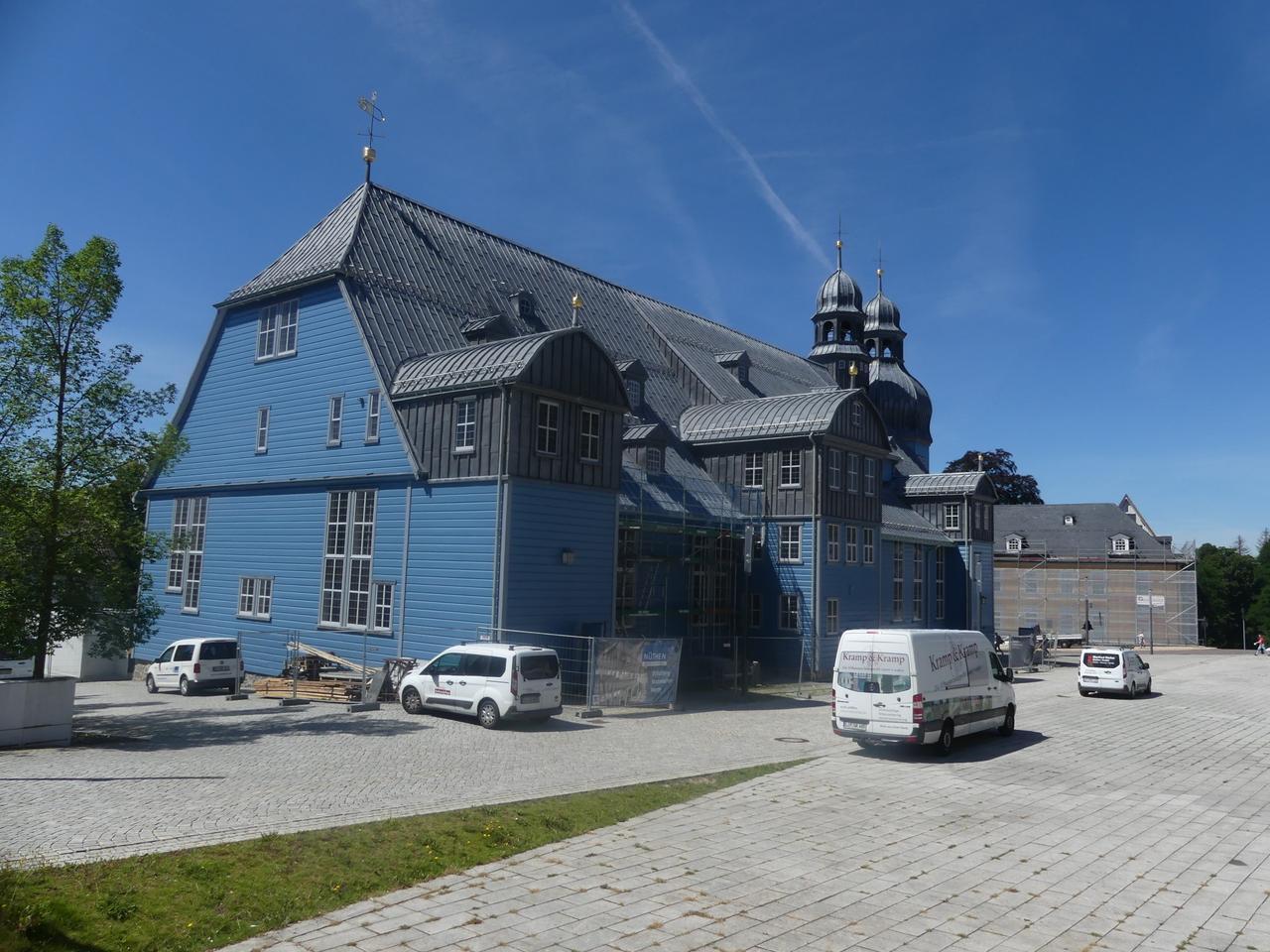 Vorbild für Dresdner Frauenkirche
