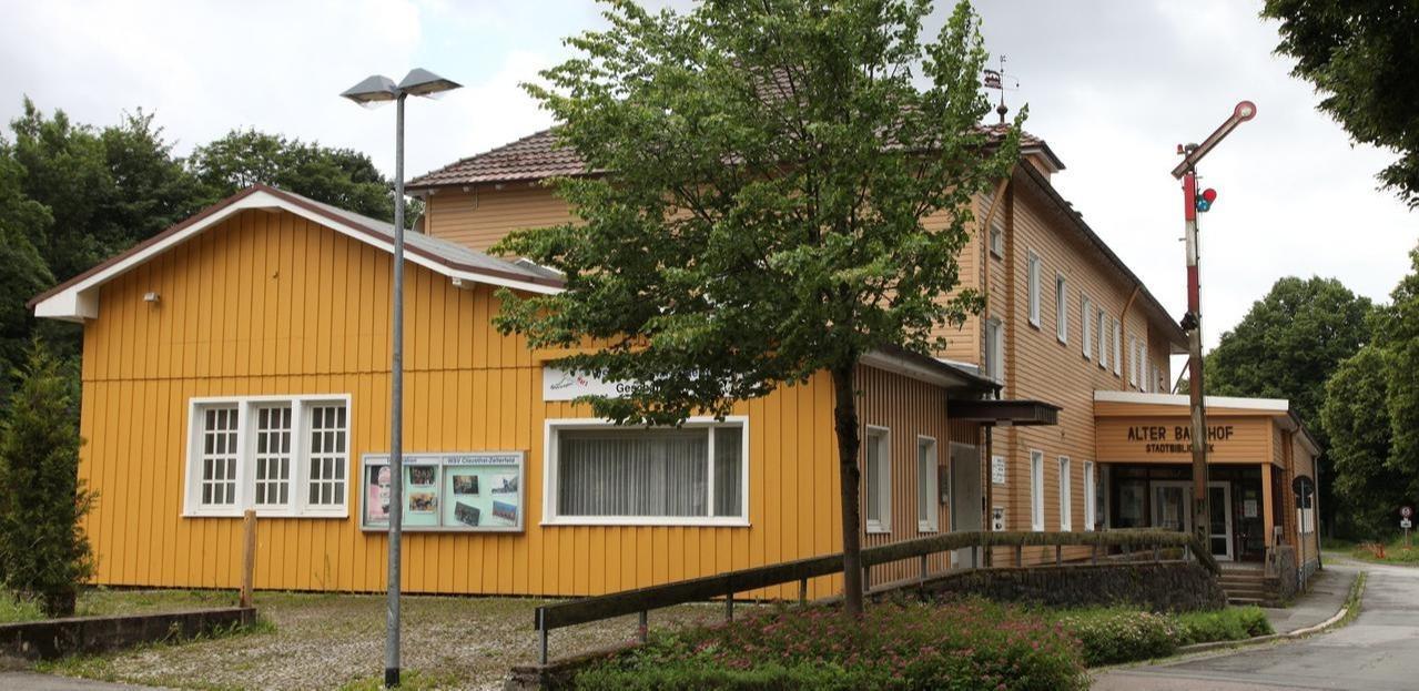 FDP will Rücklage für Alten Bahnhof