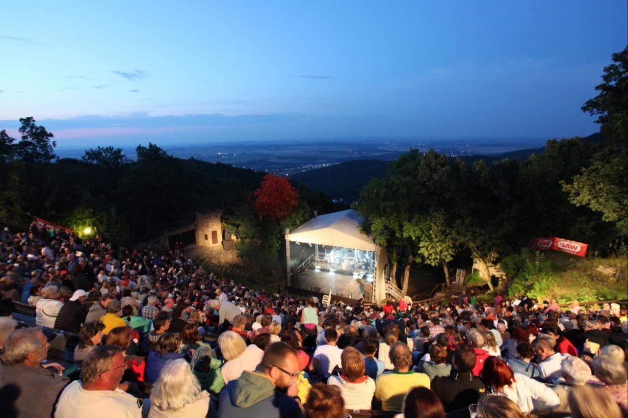 Sommerfestspiele im Bodetal abgesagt