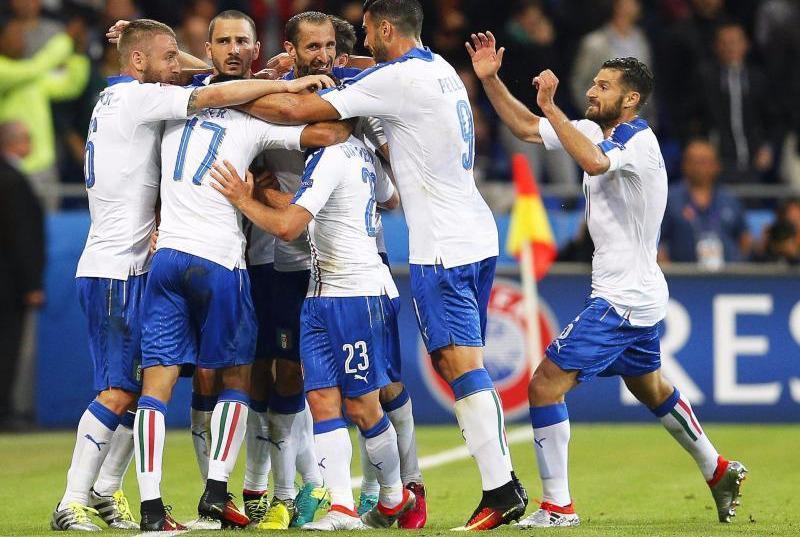 Belgien Italien Live