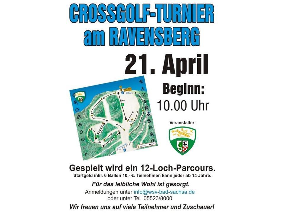 14. Crossgolfturnier auf dem Ravensberg