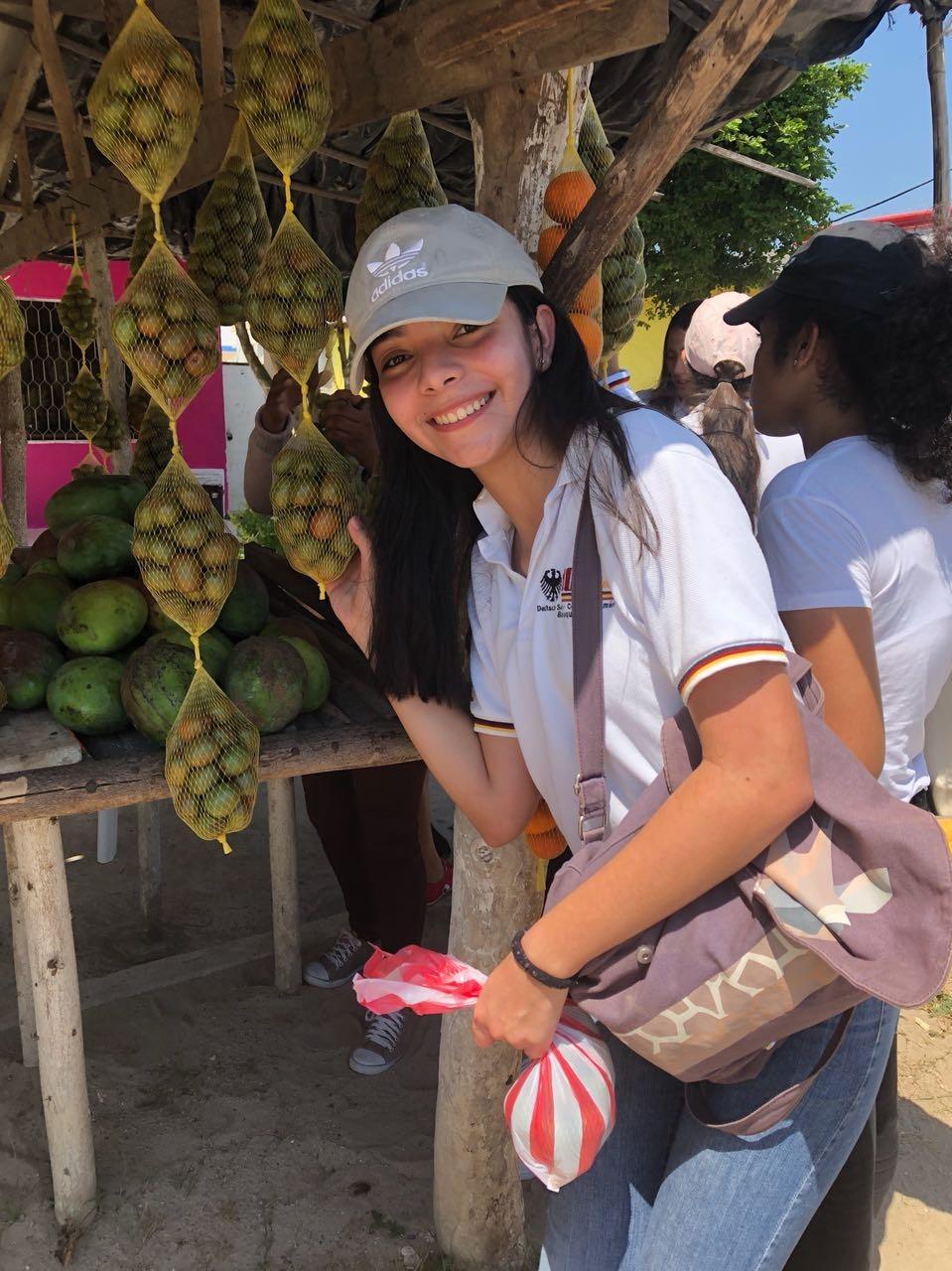 15-jährige Kolumbianerin in Liebenburg