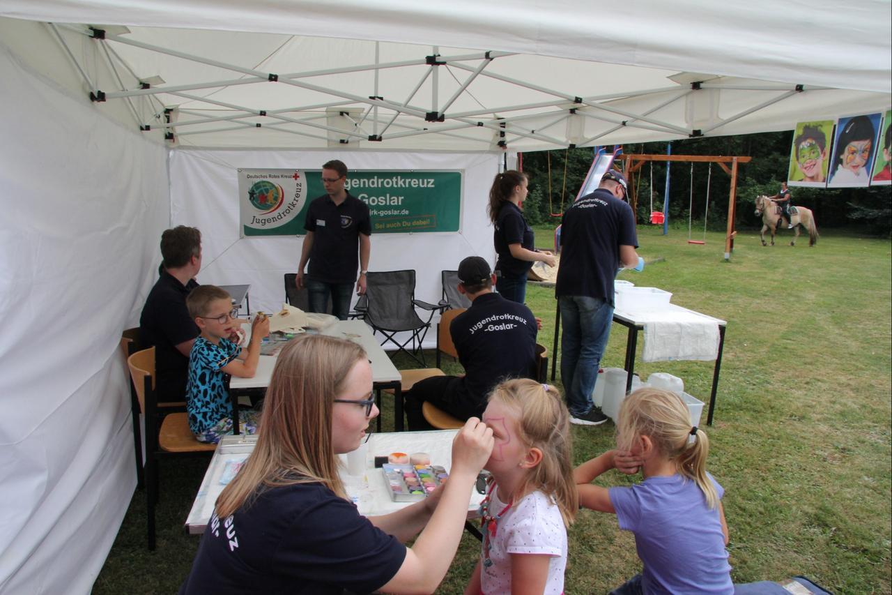 Sommerfest beim Kleingartenverein Twele