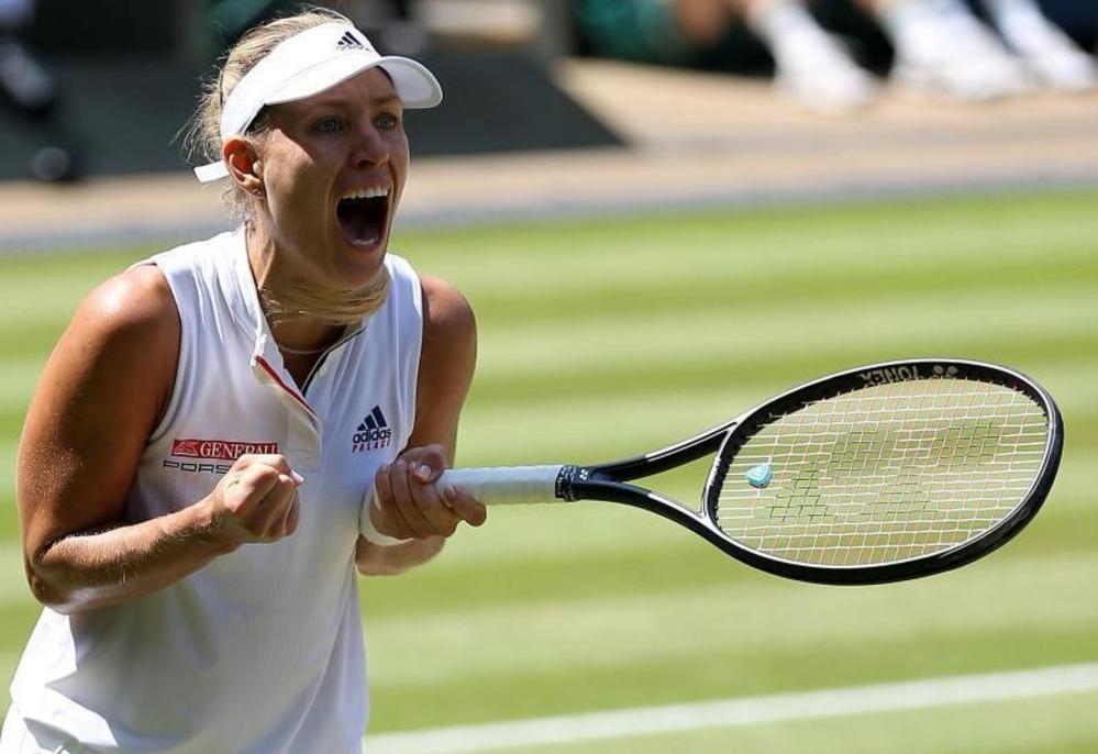Kerber will die Wimbledon-Revanche