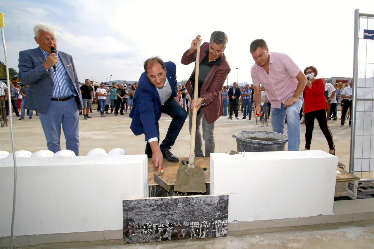 Grundstein für Goslarer Ärztehaus gelegt