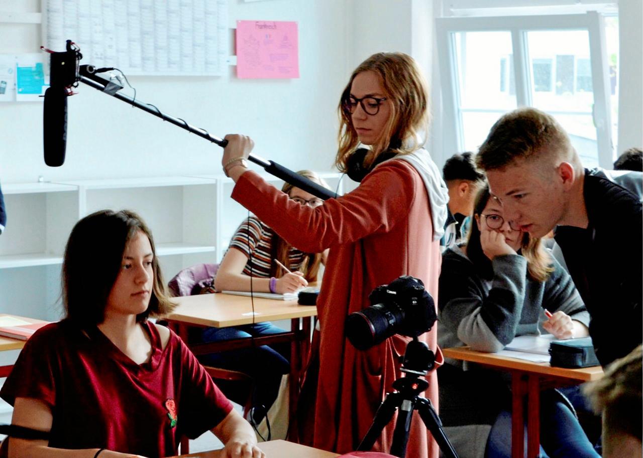 """Das """"Werner"""" hat einen Filmlehrer"""