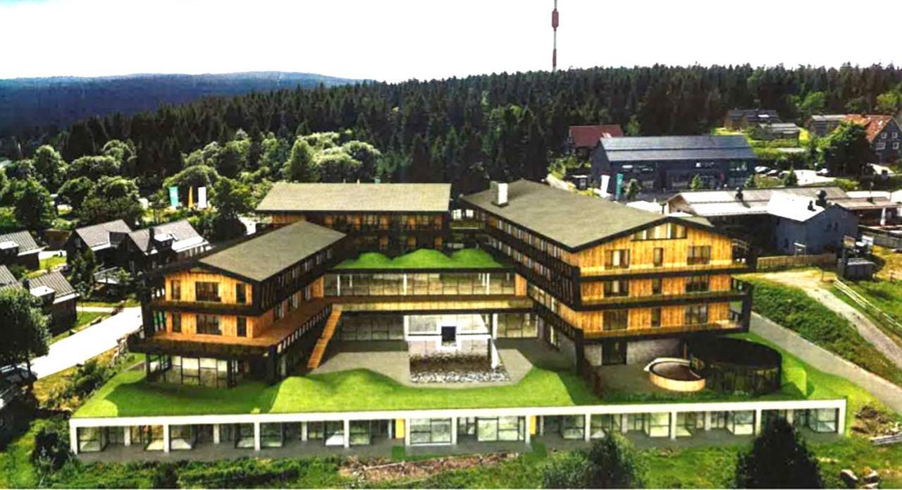 Bauauschuss für neues Torfhaus-Hotel