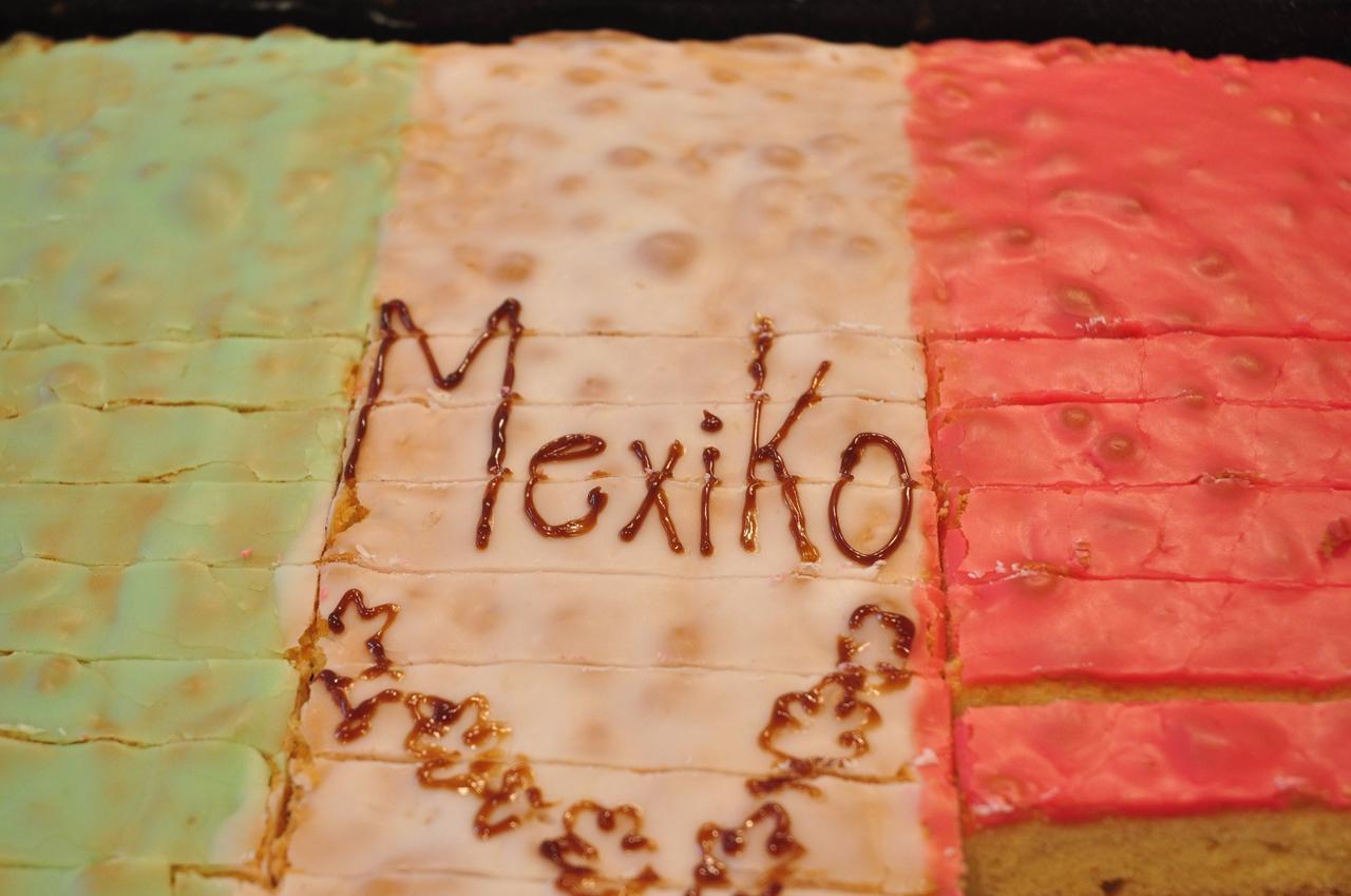 Mexiko-Woche auf den Höfen