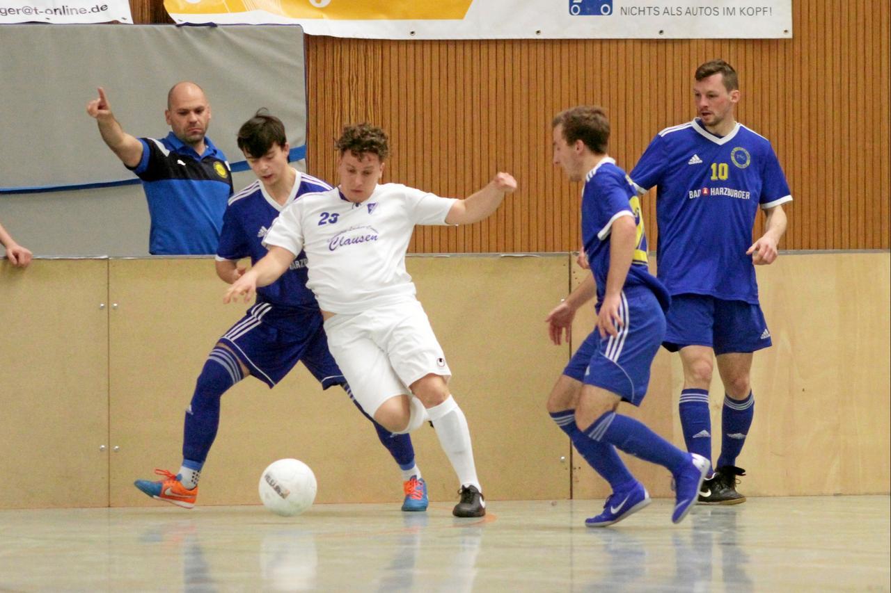 TSG verpasst Sieg beim Clausthaler-Cup