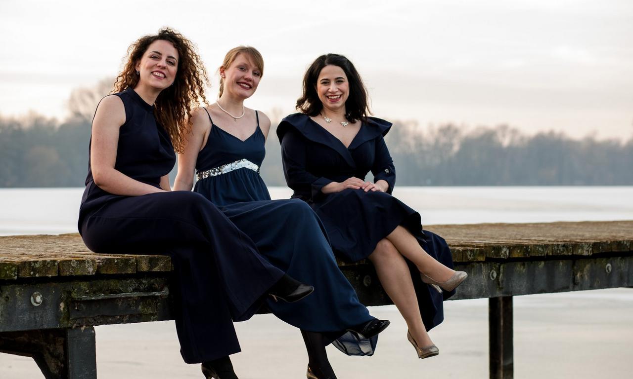 trio.s gibt Konzert imSchwiecheldthaus