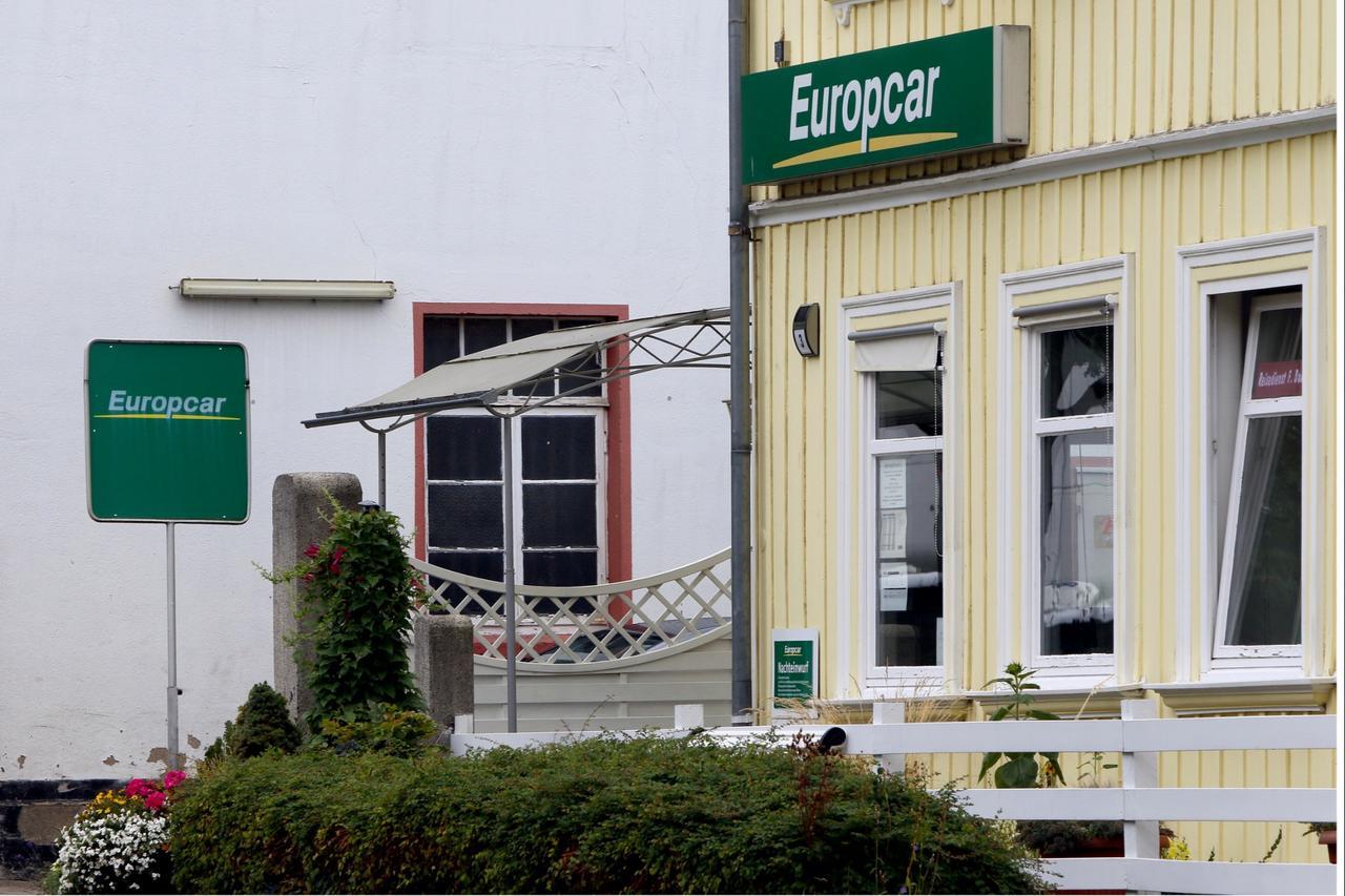 Europcar macht Filiale dicht