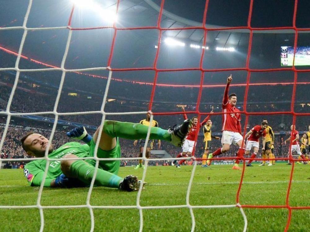 FC Bayern wie ein Champion