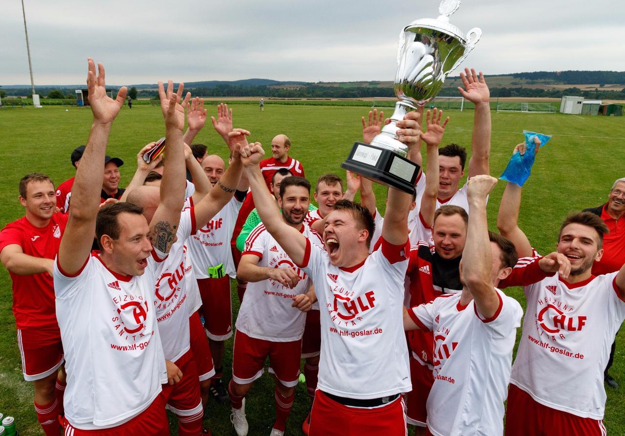 FC Groß Döhren gewinnt Bärenkopfpokal