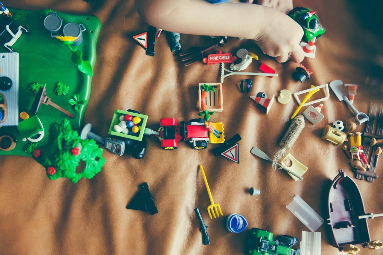 Spielzeugbörse im Freizeitzentrum