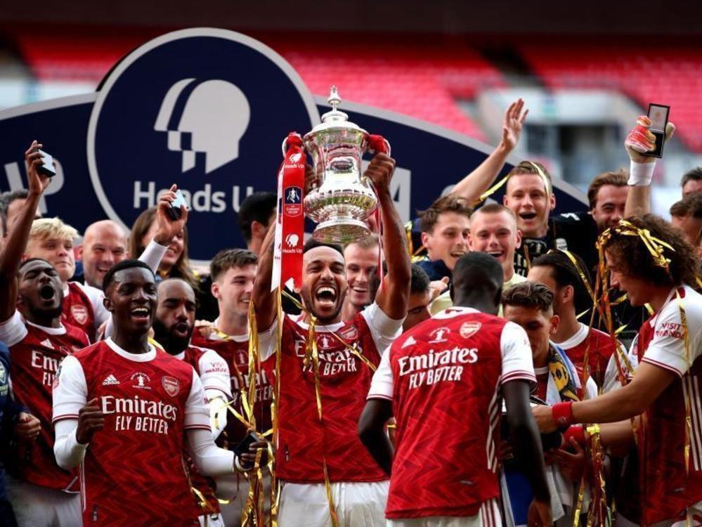Arsenals Pokalsieg dank Aubameyang