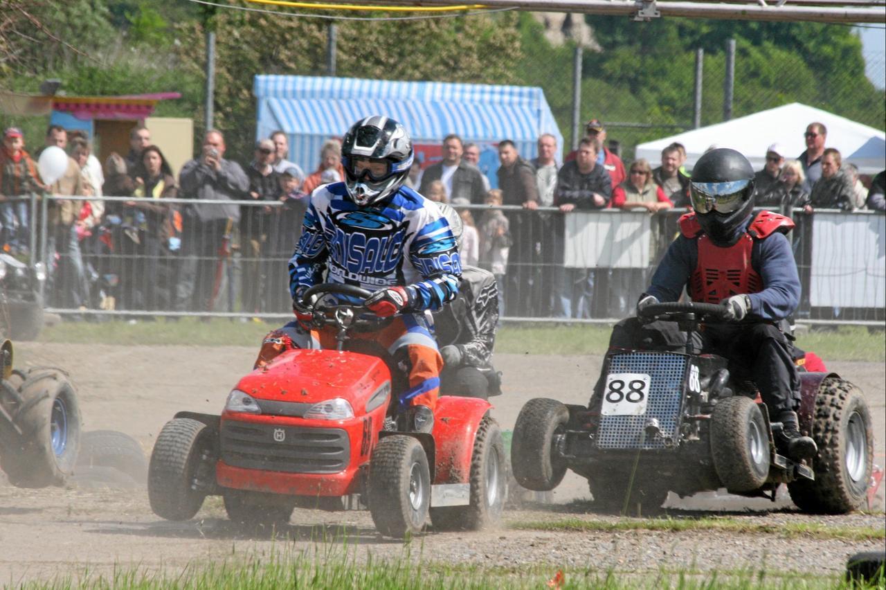 Formel-Eins-Feeling in Stapelburg