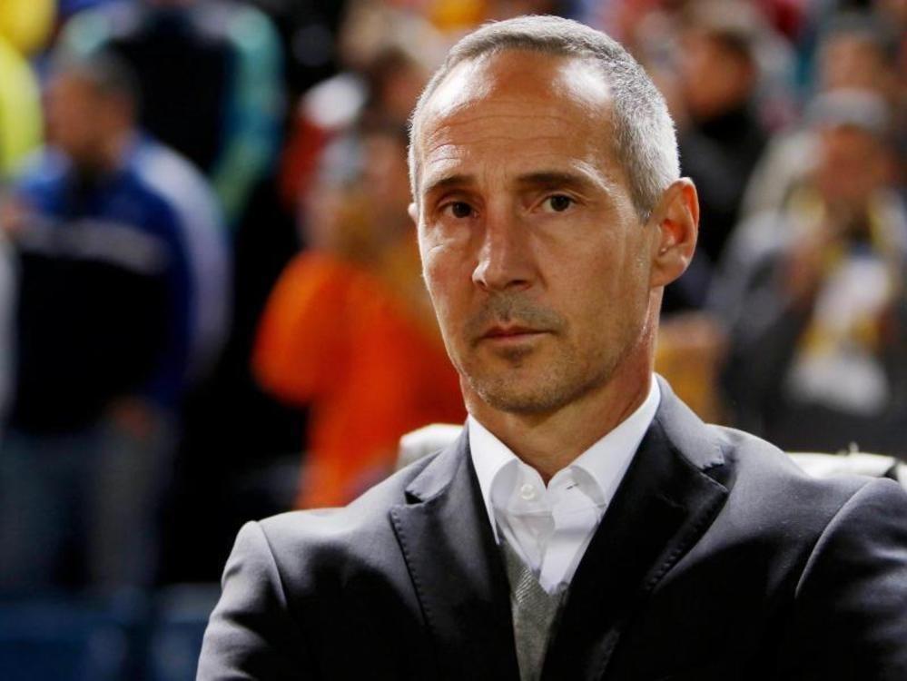 Adi Hütter neuer Trainer in Frankfurt