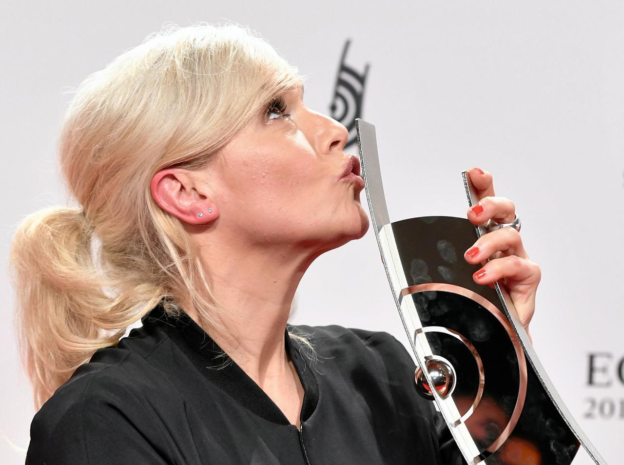 Lincke-Ring 2018 geht an Ina Müller