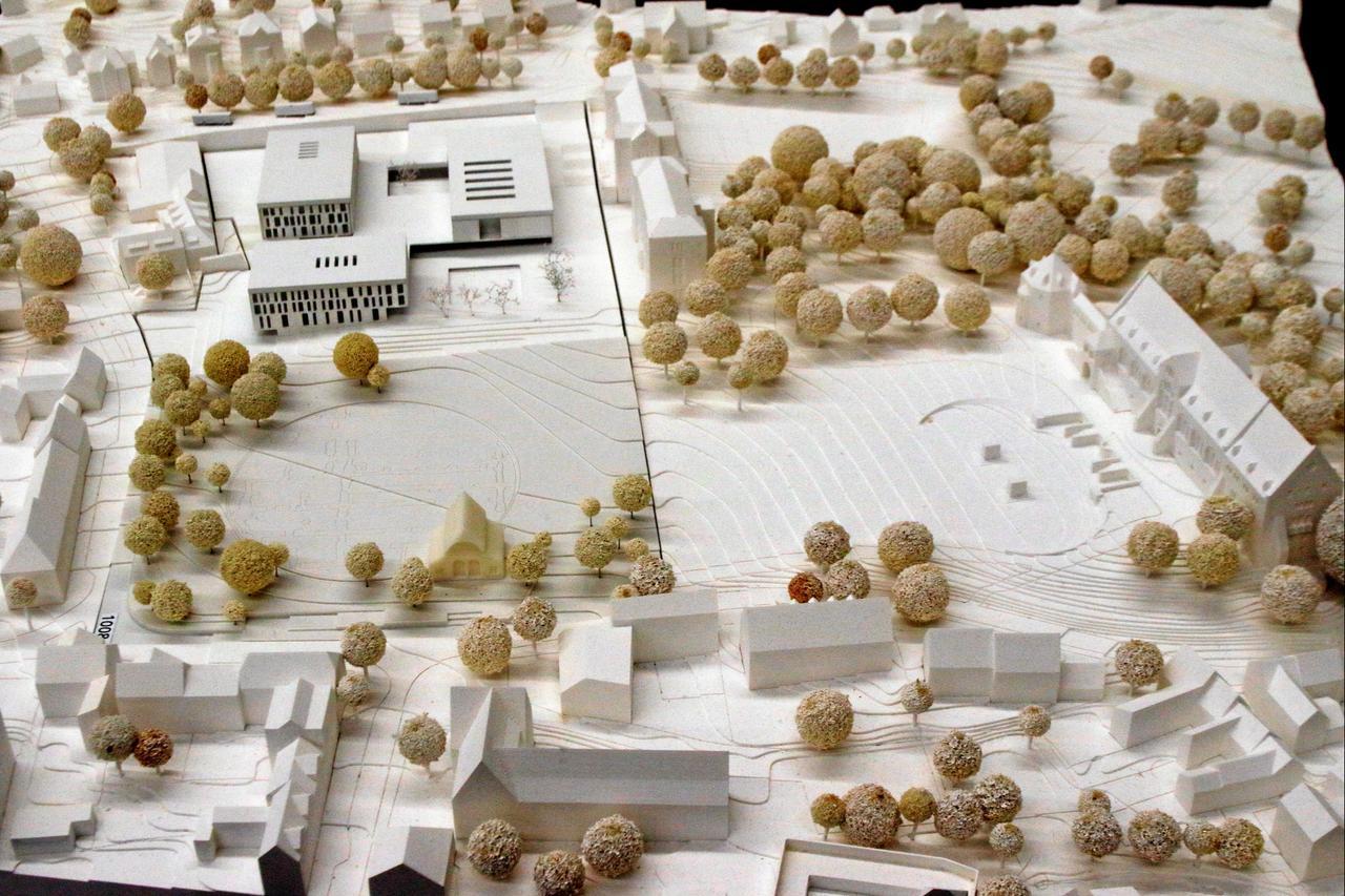 Stadt Goslar zeigt Stiftsgarten-Entwürfe