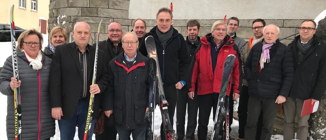 Bürgermeister wollen Seilbahn