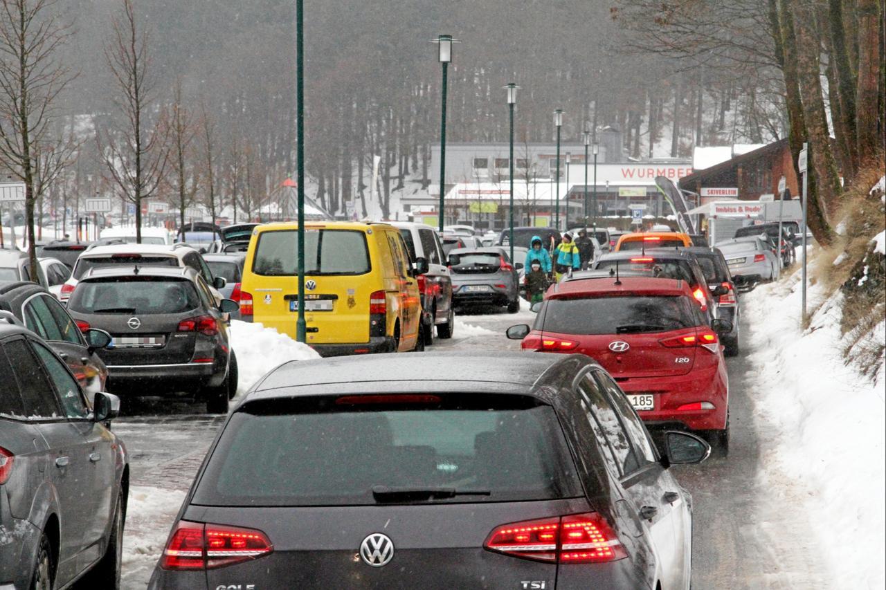 Ein Beschluss zum Verkehr soll her