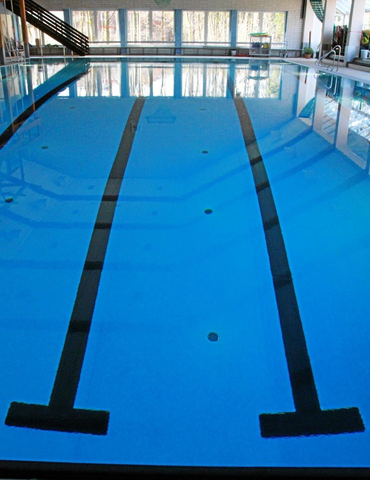 Freizeitbad: Wartung und Sanierung
