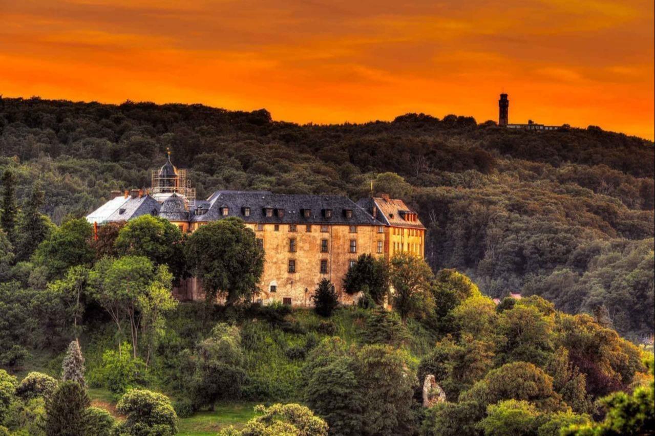 Heute Vortrag im Schloss Blankenburg