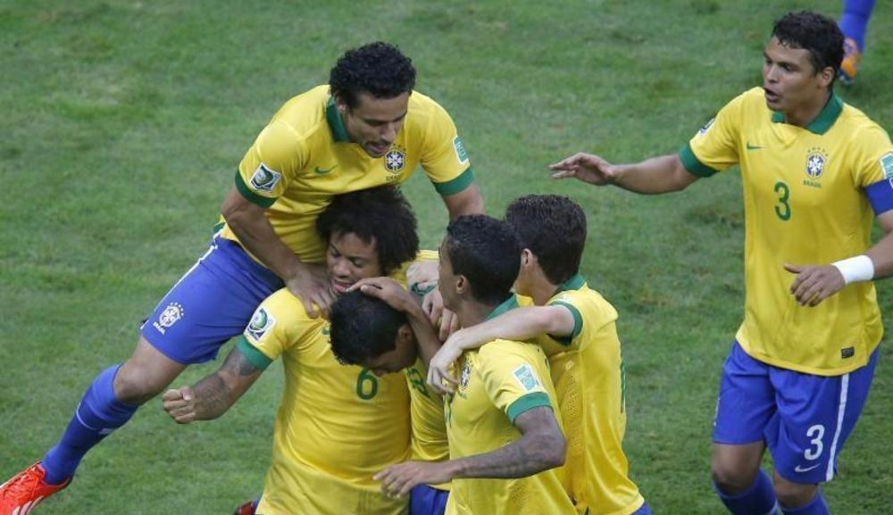 Brasilien löst Deutschland ab