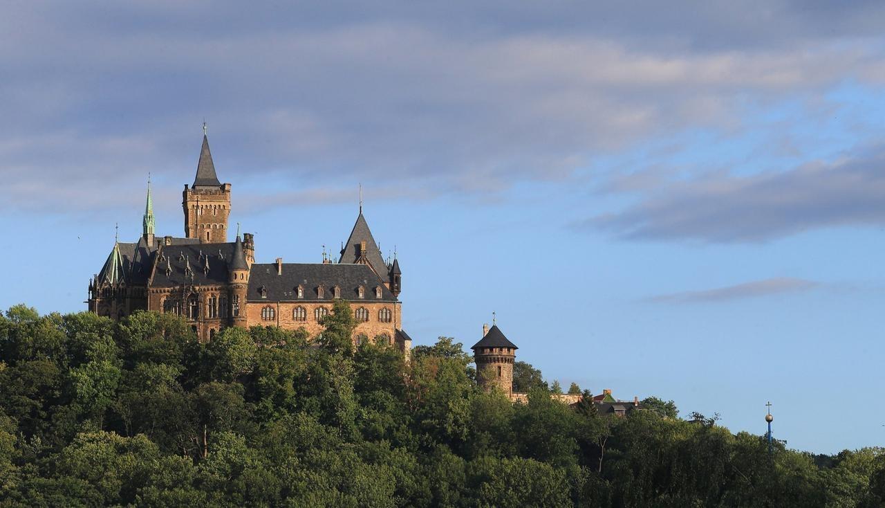 Mode und Dresscodes im Schloss Wernigerode